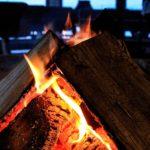 ognisko mazury latem i zimą w sterla masuria